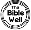 The Bible Well – The Sword of God Logo